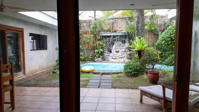 4 Bedroom House with Swimming Pool for Rent in Cebu Banilad - 7
