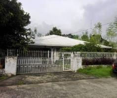 450sqm Bungalow House & Lot for RENT in Angeles City, near to CLARK - 0