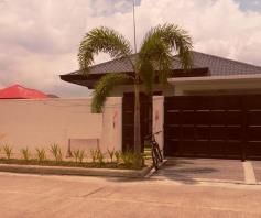 This 3 bedroom Semi - furnished house is located in a safe and secured subdivision - 5