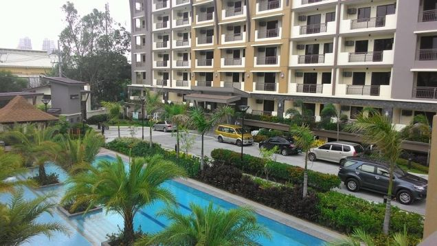 Affordable condominium near Eastwood city and LRT 2br 63sqm 3m - 7