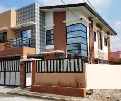 4Bedroom House & Lot for RENT in Angeles City near AUF & Holy Angel University - 0