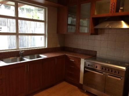 House and Lot for Rent in Dasmarinas Village Makati - 2