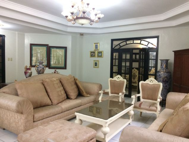5 Bedroom House and Lot for Rent in a Secured Subdivision - 5
