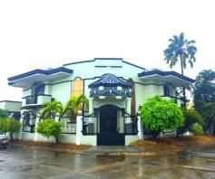 5 Bedroom Corner House In Angeles City For Rent - 0