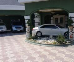 6Bedroom W/Private Swimmingpool Huge House & Lot For RENT In Angeles City - 2