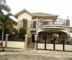 2-Storey Fullyfurnished House & Lot for RENT in Hensonville Angeles City - 0