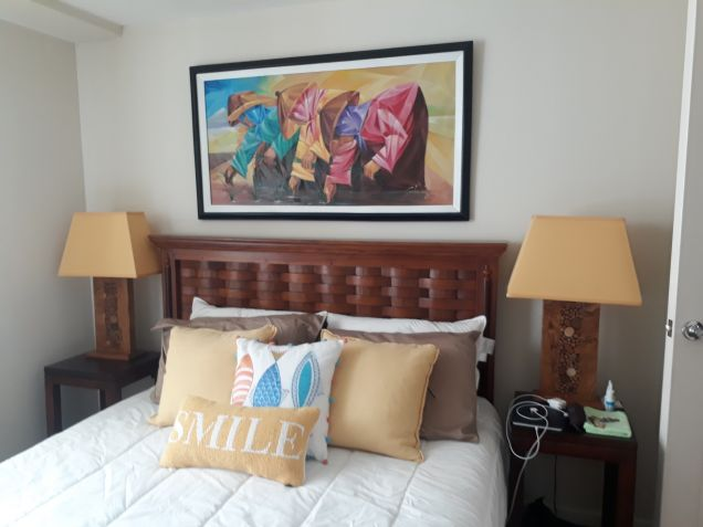 The Grove 1 Bedroom Fully Furnished Unit For Sale - 2