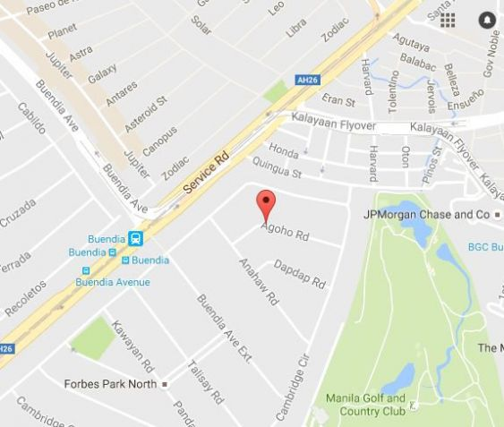 5 bedroom House and Lot fo Rent in Forbes Park, Makati, Code: COJ-HL - 1553LJ - 0