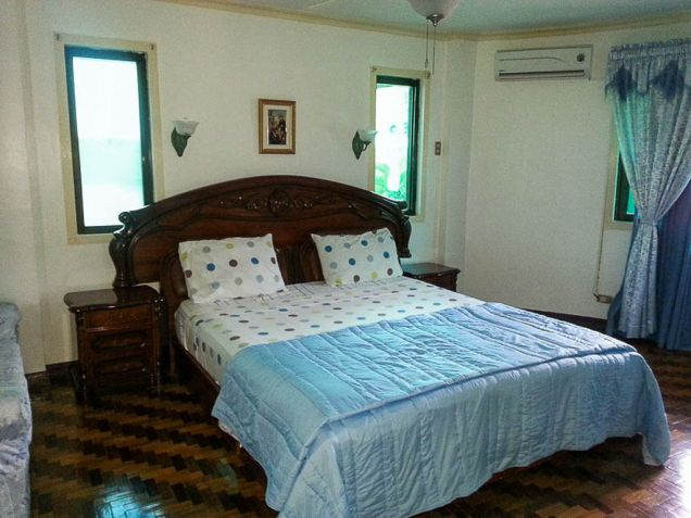 5 Bedroom House with Swimming Pool for Rent in Maria Luisa Cebu - 4