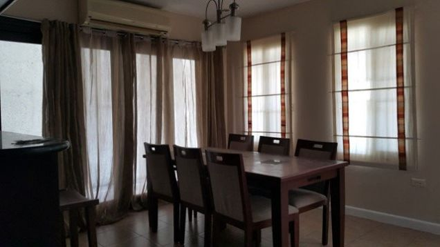 3BR Furnished house for rent in Friendship Near Clark - 45K - 6