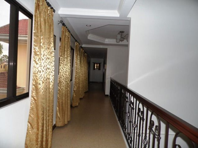 House and lot w/ 7 Bedroom & Pool for rent for P180K - 6