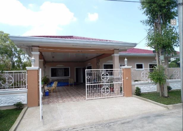 Extensive 1 storey House and lot for rent in Friendship - 0