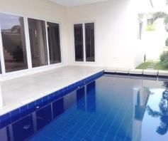 4 BR House with Swimming pool near SM Clark for rent - 70K - 0