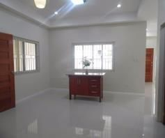Bungalow House With Big Yard In Angeles City For Rent - 1