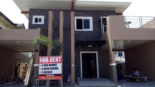 House With Quality Furnishing For Rent In Angeles City - 0