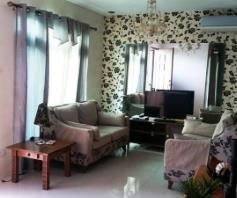 3 Bedroom Furnished Townhouse For RENT In Friendship, Angeles City - 1