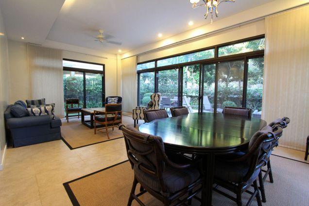 Furnished 3 Bedroom House for Rent in Maria Luisa Estate Park - 1