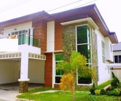 House and Lot with swimming pool for rent in Hensonville Angeles City - P80K - 0