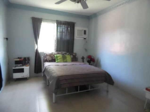 House and Lot for Rent with Spacious Living area in Friendship at 55K - 2