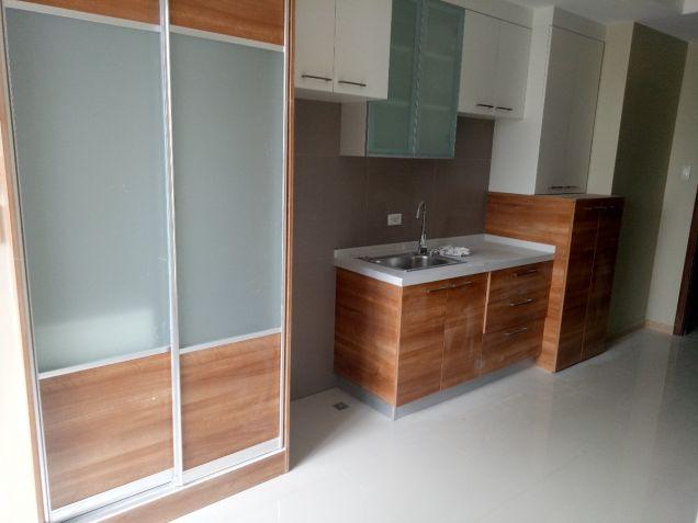 For Sale, Furnished Studio Condominium Near Ortigas Makati and Pasig Mandaluyong - 0
