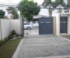 3 Bedrooms For Rent Located in a secured Subdivision at Diamond Subd. - 5