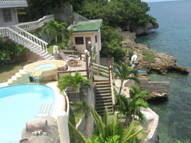 For Rent Two Beachouses with Pool,Garden and Cliff Beachfront, Tabogon Cebu - 6