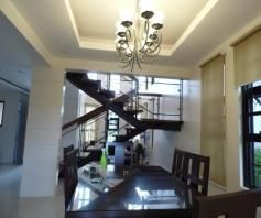 For Rent Furnished Two Story House In Angeles City - 4