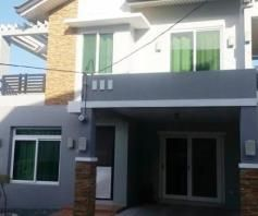 3 Bedroom Furnished Townhouse For RENT In Friendship, Angeles City - 0