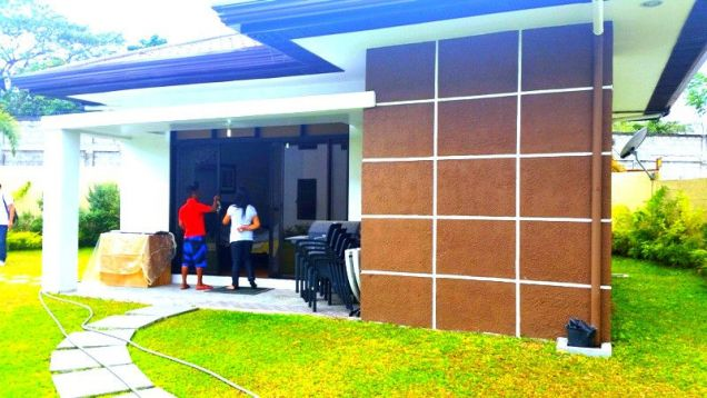 Furnished House With Pool For Rent In Angeles City - 7