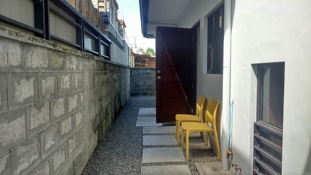 House and Lot for rent with 3BR in Angeles City - 40K - 6