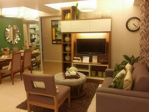 Mirea Residences 2br in Pasig near Sta Lucia Mall,Robinson,Pure Gold,LRT Station - 0