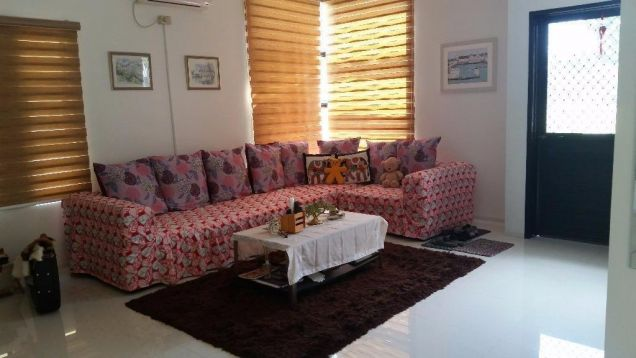 4BR Fully furnished House for rent near Clark - 70K - 6