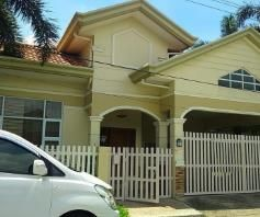 3Bedroom House & Lot for Rent In Angeles City - 0