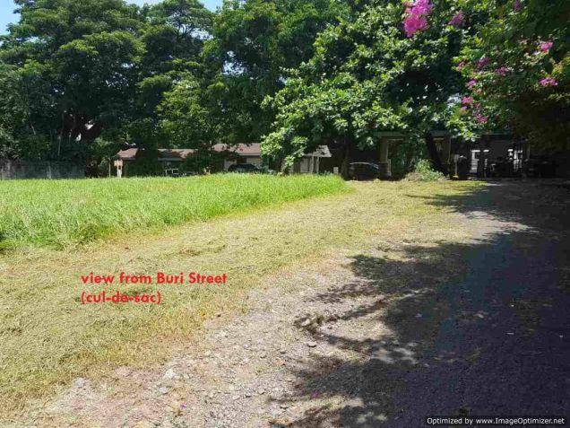 Ayala Alabang Lot for Sale 908sqm - 1