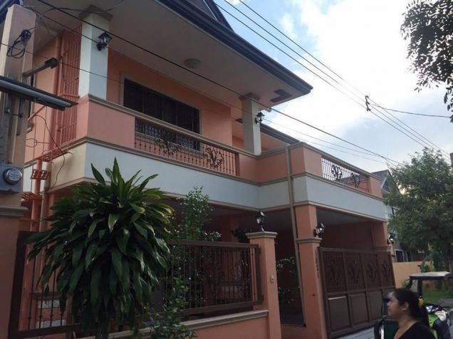 Four Bedroom House and Lot For Rent near Marquee Mall - 7