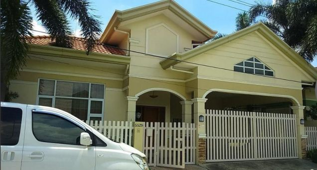 Fully Furnished Cozy House and lot in Friendship for rent - 1