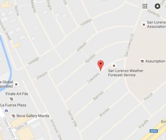 3 bedroom House and Lot fo Rent in San Lorenzo Village, Makati, Code: COJ-HL - 453PA - 0