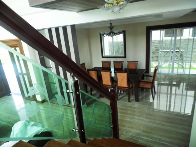2 Storey House & Lot W/Pool For Rent In Hensonville Angeles City - 1