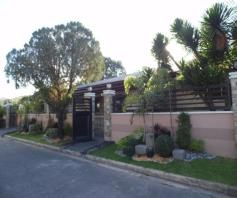 3Bedroom house & lot for RENT in Friendship,Angeles City - 0