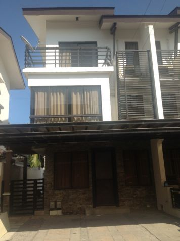 House and Lot for Rent in Mahogany Place III, Taguig City near SM Aura - 0
