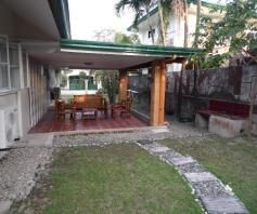 w/Huge yard House & Lot for RENT in Friendship Angeles City - 1