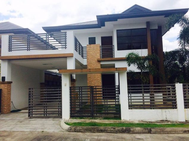 3 Bedroom Semi Furnished House for rent in Amsic - 0
