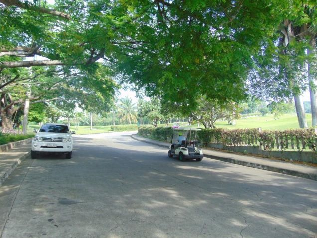 Alta Vista Golf and Country Club Lot for sale, flat and wide front 385 sqm - 0
