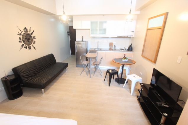RENT TO OWN Condo in QC Eastwood City Studio Legrand 3 Rush SALE - 7