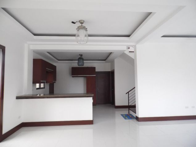 2-Storey House and Lot for Rent in Brgy. Hensonville Angeles City - 1