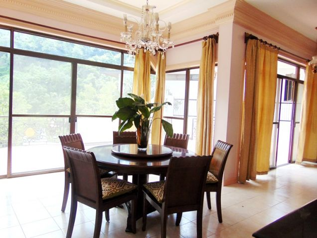 Maria Luisa House for Rent in Banilad, Cebu City 5-Bedrooms and 3 car garage Un-furnished - 7