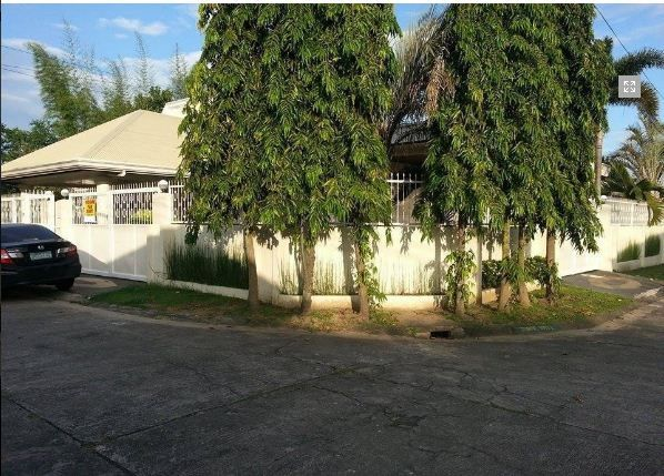 Bungalow House With Big Garden For Rent In Angeles City - 4