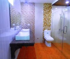 Fully Furnished House with pool inside a gated Subdivision for rent - 80K - 4