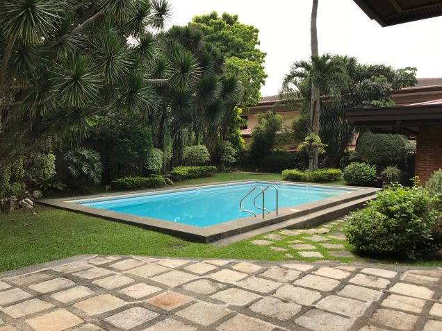 5 Bedroom House for Rent in South Forbes, Makati City - 1