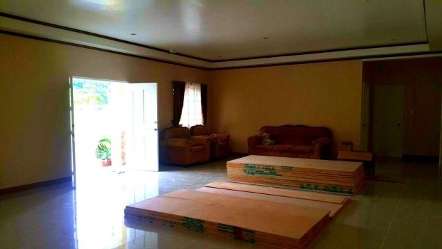 New Bungalow House And Lot For Rent In Angeles City - 5